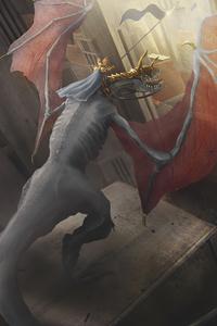 Dragons Battle 4k