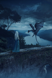 720x1280 Dragons Mother Game Of Thrones