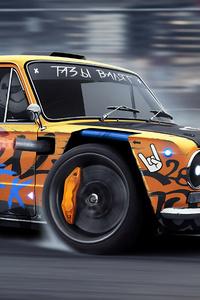 1125x2436 Drift Monster