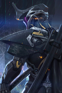 320x480 Droid War Cloak Engaged 4k