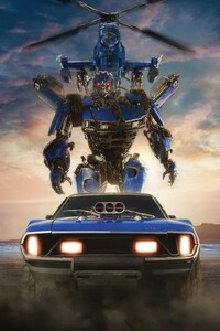 1080x2280 Dropkick In Bumblebee Movie 10k