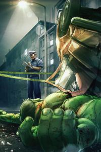 Drunk Hulk