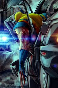 Drunk Wolverine