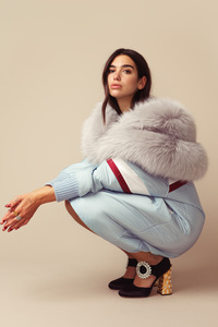 Dua Lipa Singer Latest