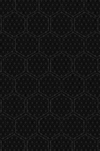 750x1334 Dual Hexagon Pattern 10k