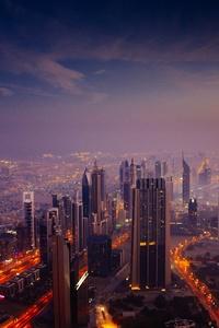 Dubai Sunrise City 5k