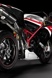 Ducati 1198 Rear