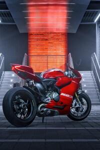Ducati 1199 Red