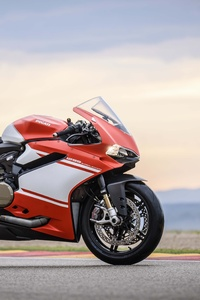 1280x2120 Ducati 1299 Superleggera 4k