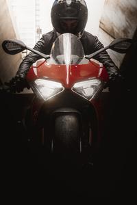 1280x2120 Ducati 4k Rider