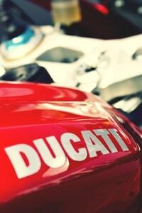 Ducati Bike Tank