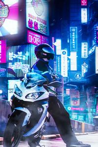 320x568 Ducati Biker