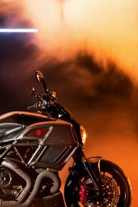 Ducati Diavel 5k