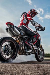 Ducati Hypermotard Hyperstrada 512 2019