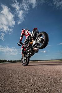 Ducati Hypermotard Hyperstrada 512