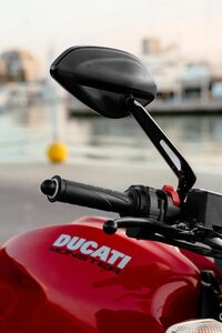 Ducati Monster 821 2017 Side View