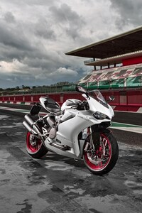 1125x2436 Ducati Panigale 2015