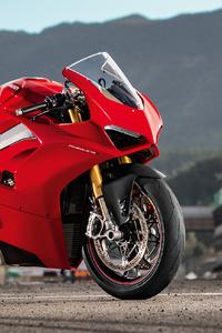 800x1280 Ducati Panigale V4 S 2018 4k