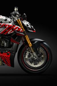 720x1280 Ducati Panigale V4 Streetfighter