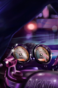 720x1280 Ducati Rider 4k 2020