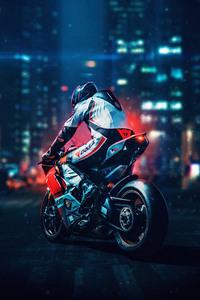 2160x3840 Ducati Rider 4k