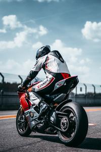 1280x2120 Ducati Rider