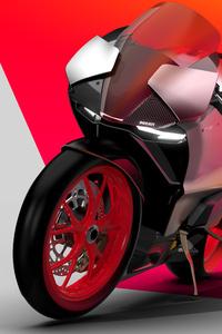 750x1334 Ducati Zero Electric 2020