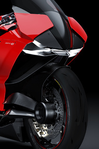 DUCATI ZERO ELECTRIC SUPERBIKE 2020