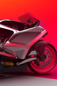 DUCATI ZERO ELECTRIC SUPERBIKE