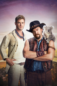 Dundee The Son Of A Legend Returns Home 2018 Danny McBride Chris Hemsworth