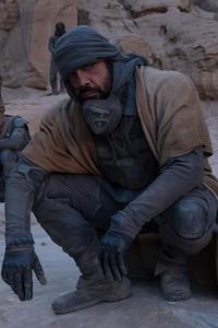 320x480 Dune Movie 2020 4k