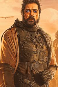 640x1136 Dune Movie 4k