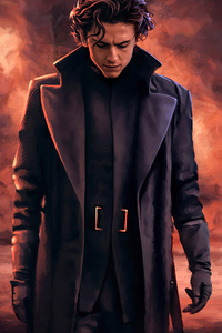 480x800 DUNE TIMOTHEE CHALAMET As PAUL ATREIDES