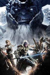 1125x2436 Dungeons And Dragons Dark Alliance 5k