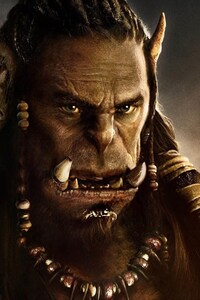 1080x1920 Durotan Character In Warcraft
