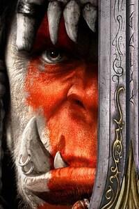 240x320 Durotan Orc Warcraft