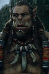 Durotan Warcraft 2016