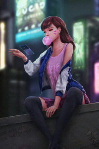Dva Overwatch Casual