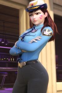 DVa Overwatch Donuts