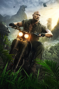 Dwayne Johnson As Dr Smolder Bravestone Jumanji Welcome To The Jungle
