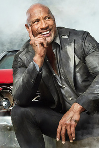 Dwayne Johnson Hobbs 4k Ew