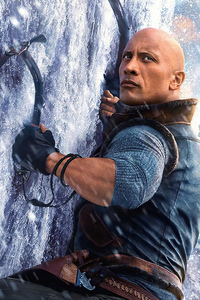 480x800 Dwayne Johnson In Jumanji The Next Level