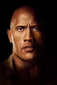 1440x2560 Dwayne Johnson In Jumanji Welcome To The Jungle 8k