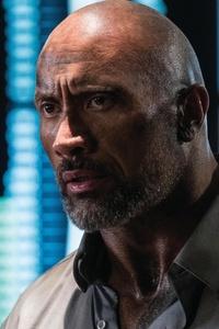 Dwayne Johnson In Skyscraper Movie 5k