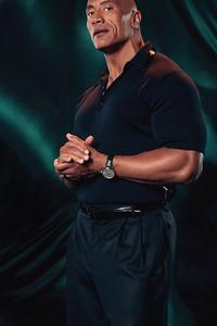 480x854 Dwayne Johnson The Hollywood Reporter