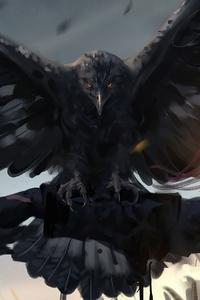 1080x1920 Eagle Master Wlop 4k