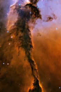320x480 Eagle Nebula