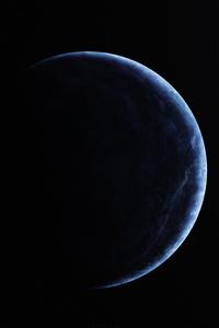 Earth A Blue Dot