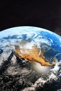 540x960 Earth Globe