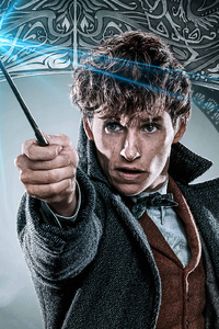 Eddie Redmayne As Newt Scamander In Fantastic Beasts The Crimes Of Grindlewald 2018